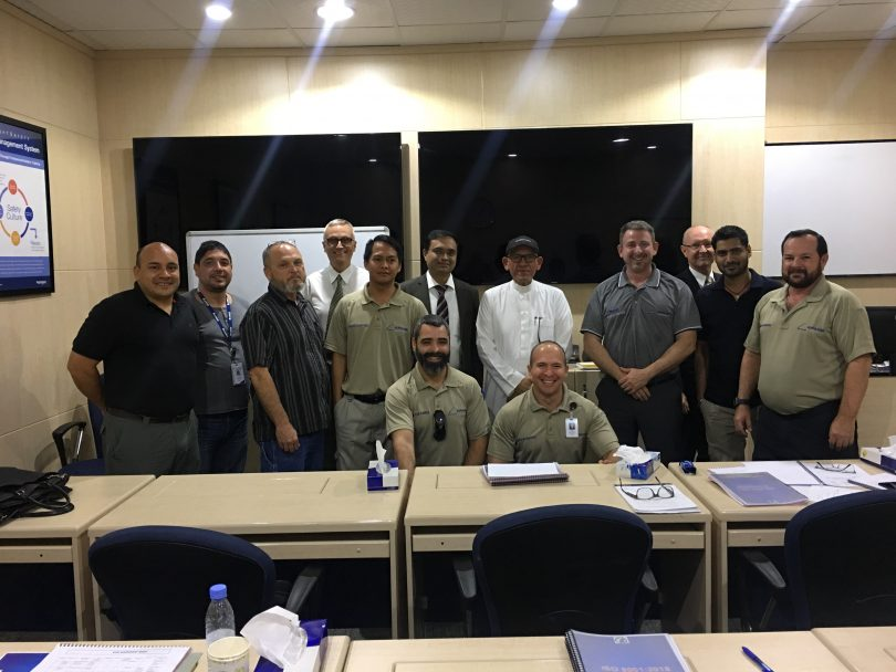 ISO 9001 GACA Audit training Riyadh