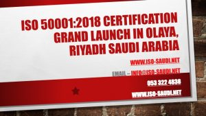 ISO 50001-2018 Certification, ISO 50001:2018 Consultants, ISO 50001:2018 Certifcate